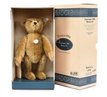 Steiff Teddy Bear replica 1906, white tag