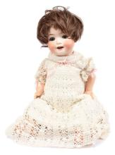 Ernst Heubach bisque character baby doll