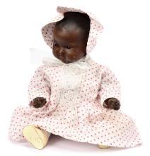Armand Marseille bisque black My Dream Baby