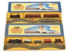 PAIR inc Hornby Dublo 3-rail EDP10 Sets an 0-6-2