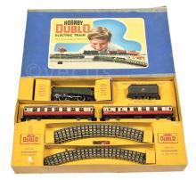 Hornby Dublo 3-rail Passenger Set with a 4-6-0