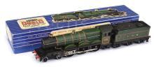 Hornby Dublo 3-rail EDLT20 4-6-0 Loco and Tender