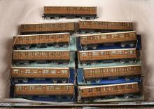 GRP inc Hornby Dublo D1 LNER Passenger Coaches