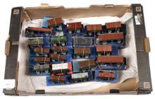 GRP inc Hornby Dublo 3-rail Goods Wagons Power