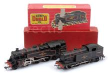 PAIR inc Hornby Dublo 2-rail Tank locos 2217