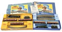 PAIR inc Hornby Dublo 3-Rail Passenger Sets