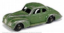 Dinky No.39F Pre-war Studebaker - dark green