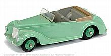 Dinky No.38E Armstrong Siddeley - light green