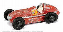 Dinky No.23C Pre-War Mercedes Benz Racing Car