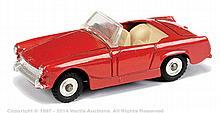 Dinky No.112 Austin Healey Sprite - red body
