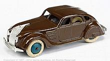 Dinky No.30A Pre-War Chrysler Airflow