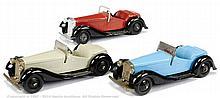 GRP inc Dinky No.36E Salmson 2-seat Sports Car
