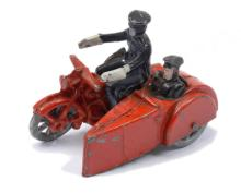 British diecast approx 1/32nd scale Motorcycle