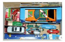 GRP inc Dinky, Matchbox, Corgi and other boxed
