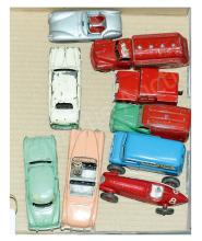GRP inc Mostly Dinky 1950's Cars and Vans - Ford