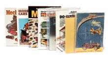 GRP inc Toy Related Books and Catalogues