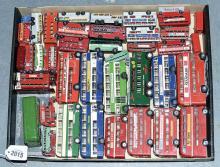 GRP inc Corgi, Budgie and similar an unboxed Bus