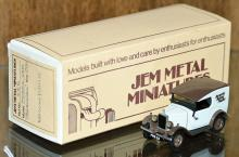 JEM Metal Miniatures - 1933 Morris Minor Van