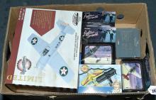GRP inc Corgi, Gearbox, Lledo boxed Aviation LE
