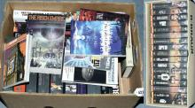 GRP inc Hard Back and Paperback Books