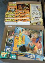 GRP inc Palitoy boxed game Riverton Basic