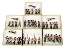 GRP inc Steadfast Soldiers, 7 x Various Sets