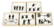 GRP inc Marktime - Rifle Brigade (4 figures)