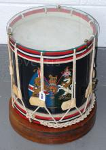 Military Style Side Drum (Made in Pakistan