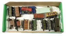 GRP inc Hornby Dublo 3-rail pre-war Goods Wagons