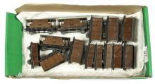 GRP inc Hornby Dublo 3-rail pre-war LMS Goods
