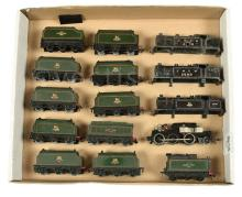 GRP inc Hornby Dublo loco bodies and tenders
