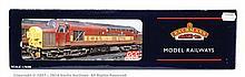 Bachmann OO Gauge Diesel loco 32776DS Co-Co
