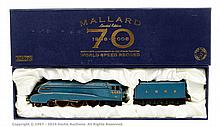 Hornby (China) OO Gauge Mallard LE 70th