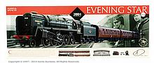 Hornby (China) OO Gauge Evening Star Marks