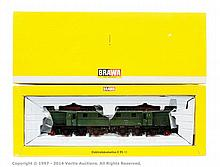 Brawa HO Gauge 43024 1-C-C-1 Twin Pantograph
