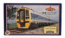 Bachmann OO Gauge 2-car DMU Set 31500A Class 158