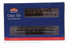 Bachmann OO Gauge 2-car DMU Set 31536 Class 105