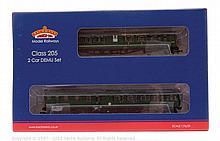 Bachmann OO Gauge 31235Z 2-car DMU Class 205