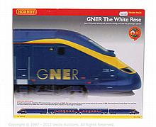 Hornby (China) OO Gauge GNER The White Rose Set