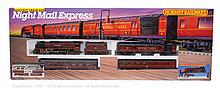 Hornby Railways OO Gauge Night Mail Express