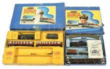 PAIR inc Hornby Dublo 3-Rail Sets Goods Set