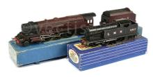 PAIR inc Hornby Dublo 3-Rail LMS locos EDL2