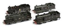 GRP inc Hornby Dublo 3-Rail Tank Engines EDL7