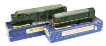 PAIR inc Hornby Dublo 3-Rail Diesel locos L30