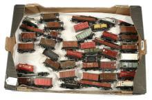 GRP inc Hornby Dublo 3-Rail Good Wagons Royal