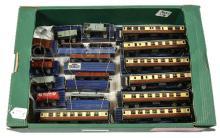 GRP inc Hornby Dublo 3-Rail Passenger and Goods