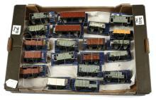 GRP inc Hornby Dublo 2 and 3-Rail Goods Wagons