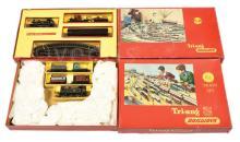 PAIR inc Triang Railways OO Gauge Sets RS30