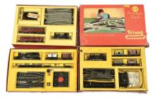 GRP inc Triang OO Gauge Sets an early R2X