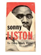 Sonny Liston The Champ Nobody Wanted Book